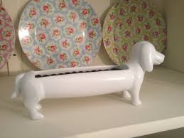 ceramic dog ring holder images Latest purchases 33 sausage dog ring holder hannahhotcakes jpg