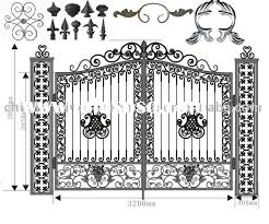 309 best iron gates images on iron gates decor and