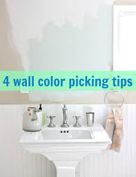4 things to consider when picking a wall color apartment therapy