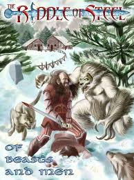 the riddle of steel of beasts and men dwarf middle earth