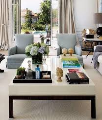 Decorating Ideas For Coffee Table Coffee Table Ideas Picture The Minimalist Nyc
