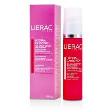 lierac gel lierac hydra chrono silky moisture gel normal to skin