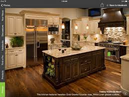 Two Toned Kitchen Interior Two Tone Cabinets In Kitchen Home Interior Ekterior Ideas