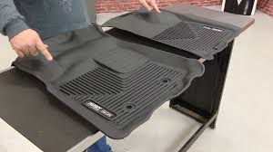 toyota tacoma floor mat toyota tacoma husky liners front floor liner x act contour black