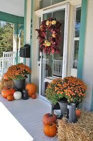 Pinterest Fall Decorations For The Home - best 25 fall front doors ideas on pinterest fall decorating