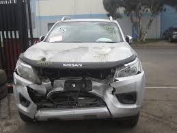 nissan turbo diesel nissan navara d23 np300 2 3l turbo diesel 2016 wrecking