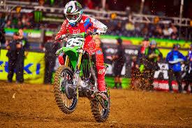 motocross races in texas the monster energy pro circuit kawasaki team heads to arlington texas