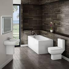 bathroom suite ideas best 25 brown scandinavian style bathrooms ideas on