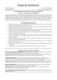 Sample Resume For Regional Sales Manager by Craig D Chandler Foodservice Resume 2013 1 5 13