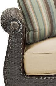 Tan Wicker Patio Furniture - breckenridge swivel rocker 2 piece patio furniture set natural