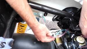 My Chinese Scooter Wont Idle Or Start Check The Fuel Petcock Youtube