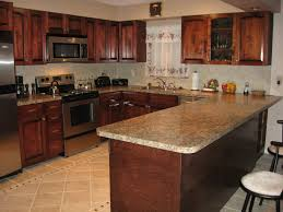 kitchen benefits in using metal kitchen cabinets replacement