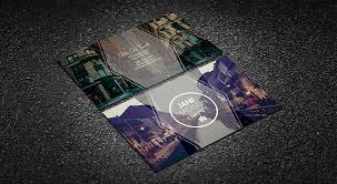 modern simplicity photographer business card template