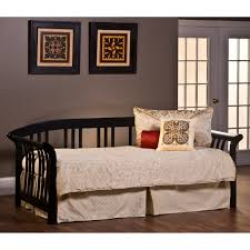 hillsdale dorchester daybed black daybeds at hayneedle