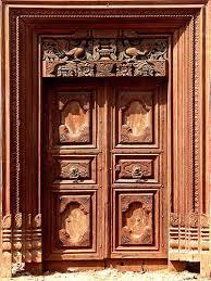 Wooden Main Door Sri Sathya Sai Antique Manufacturer Of Teak Wood Main Door U0026 Eco