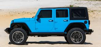 blue jeep wrangler jeep wrangler on kmc wheels