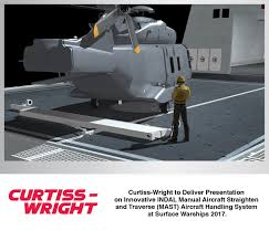 curtiss wright presentation at surface warships 2017