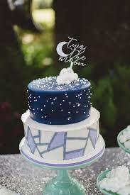 kara s ideas two the moon 2nd birthday kara s
