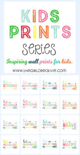 best 25 kids prints ideas on pinterest kids room art