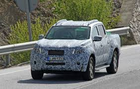 mercedes truck 2016 update mercedes benz pickup truck rumored to debut on october 25
