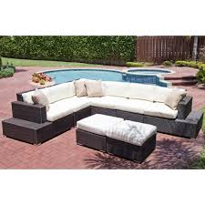 Rattan Table L Outdoor Sofa Iseverythingonline