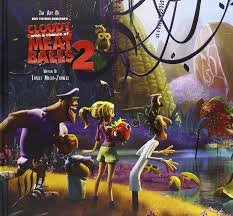 2013 cloudy with a chance of meatballs 2 movie wallpapers the art of cloudy with a chance of meatballs 2 revenge of the