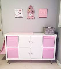 Ikea Wall Changing Table 28 Ikea Kallax Shelf Décor Ideas And Hacks You Ll Like Digsdigs