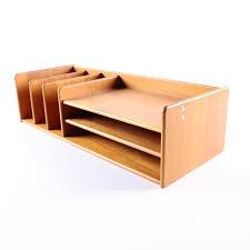Designer Desk Organizer Modern Desk Organizer Ebth