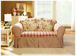 Shabby Chic Couch Covers by Sure Fit Sofa Covers U2013 Sofa A