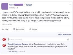 target howell black friday man poses as target on facebook then comically responds to