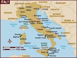 map of italy images map of italy