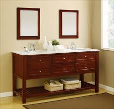 Modern Wood Bathroom Vanity Cabinet Mesmerizing Bathroom Vanity Cabinets Ideas Home Depot