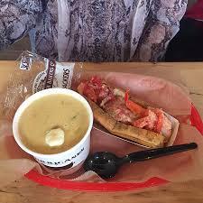 cuisine sermes luke s lobster east york city east menu
