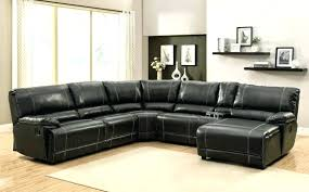 Black Sectional Sofa With Chaise Black Leather Sectional Sofa Adrop Me
