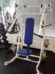 Machine Bench Press Vs Bench Press Powertec Isolateral Press Vs Hammer Strength Bodybuilding Com Forums