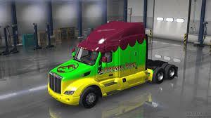 jurassic park car movie jurassic park paintjob american truck simulator mods