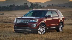 Ford Explorer 1994 - 2016 ford explorer suv pricing for sale edmunds