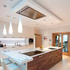 kitchen island extractor the island extractor fan for kitchen plan 7 in