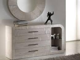 meuble commode chambre commode wave en bambou haut de gamme meuble pour la chambre à