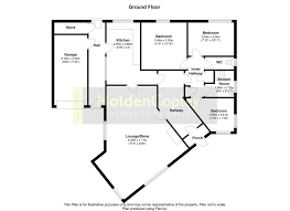3 bed detached bungalow for sale in lime tree gardens lowdham