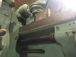 bullard spiral drive 42 vertical turret lathe machinestation
