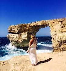 mother nature has spoken blue window of malta miguxas