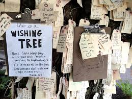 Wish Tree The Wishing Tree Kristi Does Pdx Adventures In Portland Or