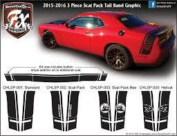 Dodge Challenger Super Bee - dodge challenger graphics stripes decals u2013 streetgrafx
