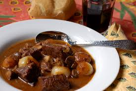 cuisiner le boeuf bourguignon a provencal variation of boeuf bourguignon perfectly provence