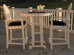 Polywood Furniture Dealers Polywood Classic Adirondack Counter Height Set Adironcounterset