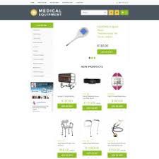 medical equipment templates templatemonster