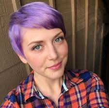 coloring pixie haircut gorgeous pastel purple hairstyle ideas balayage hair styles designs