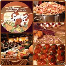 thanksgiving dinner at walt disney world page 4