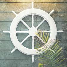 nautical and decor ship wheel nautical decor coastal decor coastal wall